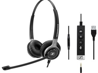 Sennheiser equipment