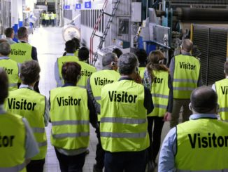 Zanders factory tour