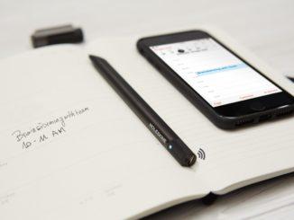 Moleskine Smart Writing System (7)