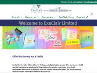 ExaClair_New website