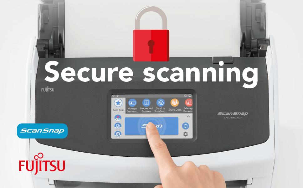 Introducing Fujitsu's new iX1500 scanner