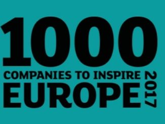 Apogee recognised in '1000 Companies to Inspire Europe' report