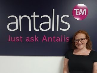 Rising star takes over the reins for Antalis Office South
