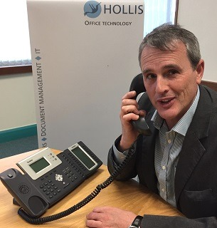 Hollis adds internet telephony to portfolio