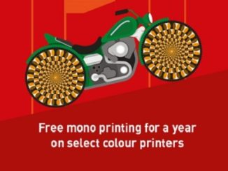 OKI Europe offers businesses free mono printing for a year