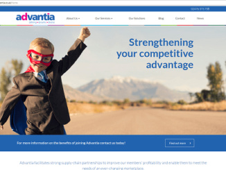 What's behind Advantia's rebrand and new website?