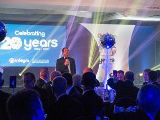 Integra celebrates 20th anniversary in style