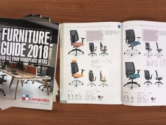 Dams launches 2018 Furniture Guide