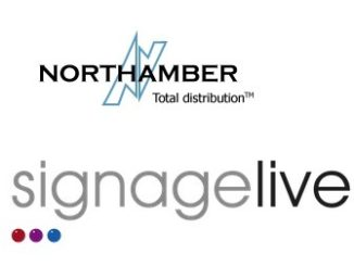Northamber partners with Signagelive
