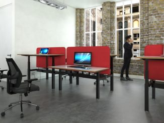 Dams launches new generation of sit-stand desks