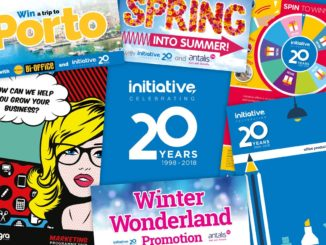 Integra's Initiative brand furthers 20th anniversary celebrations with new offers