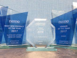 Dams wins prestigious Vendor of the Year award