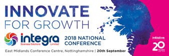 Integra announces guest speakers for its Innovate for Growth conference