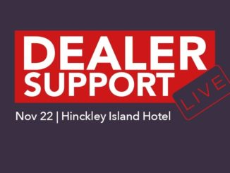 Dealer Support LIVE - we're back!