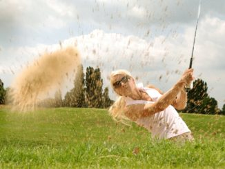 BOSS Business Supplies Charity golf day drives the message home