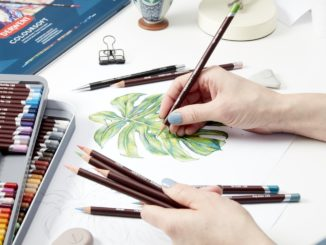 Spruce up your offering with summer colours, says Derwent Pencils
