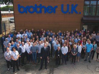 Brother UK honoured at Princess Royal Training Awards