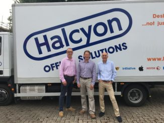 Bluefish Group acquires Halcyon Office Solutions