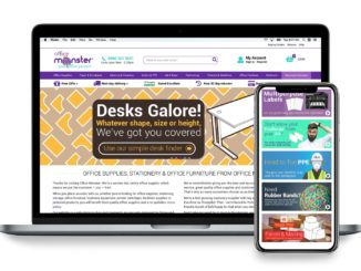 Office Monster expands services with website rebuild