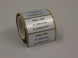 TE Connectivity introduces new labelling solution
