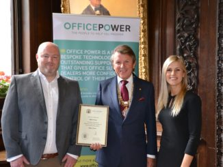 Office Power wins Stationers' Company Warrant for third consecutive year