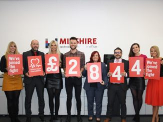 Pulses race at Midshire charity cycle