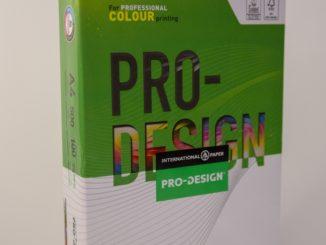 Warren to stock International Paper's Pro-Design