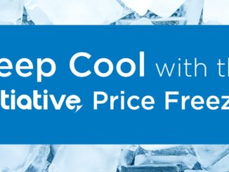 Integra's Initiative Price Freeze continues