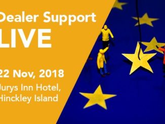 Dealer Support LIVE is just a week away!