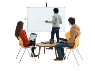 Nuvias teams up with Kaptivo for whiteboard collaboration
