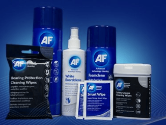 AF International to showcase new branding and product range