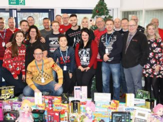 Midshire supports Cash for Kids appeal