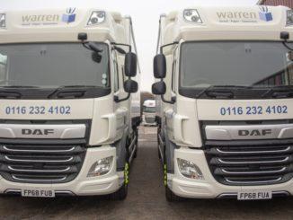 Warren increases delivery capacity