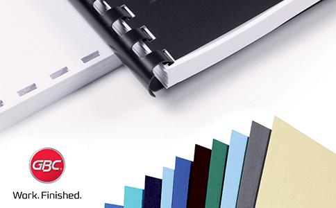 Binding and laminating: Maximising presentation impact the non-digital way