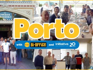 Integra celebrates Initiative with Bi-silque in Porto