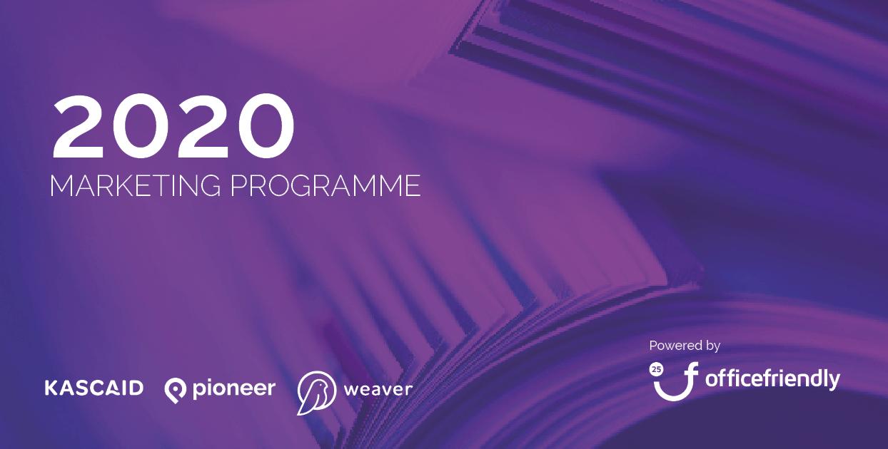 2020 Marketing Programme