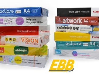 EBB Paper to promote huge range at Dealer Support Live