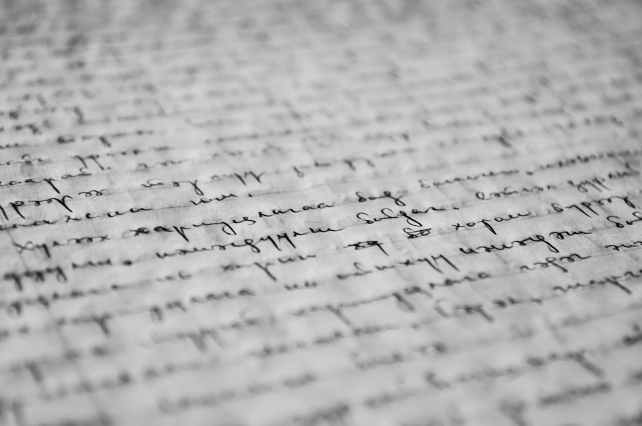 manuscript-729617_1280