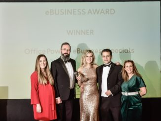 Office Power wins BOSS ebusiness award for unique specials platform