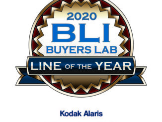 Kodak Alaris claims prestigious 2020 scanner line of the year award
