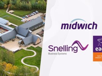 Midwich & Snelling Business Systems donate £30k+ in discounts for tech at state-of the-art children's hospice