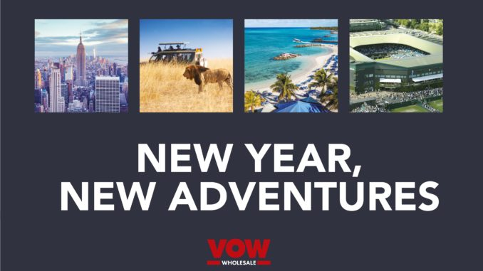 New year, new adventures