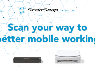 Scan your way to better mobile working