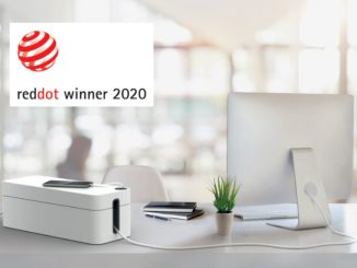 DURABLE CAVOLINE® box receives the Red Dot Design award