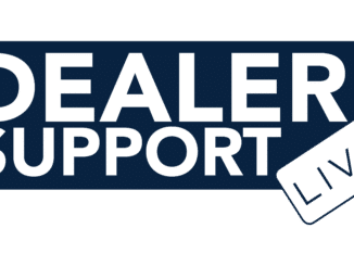 Dealer Support Live Logo