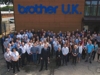 Brother UK secures royal approval again for employee development