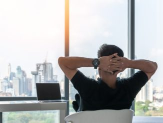 Six ways to improve wellbeing at work