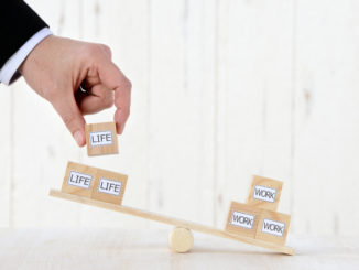 Five ways to improve work-life balance