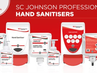 SC Johnson hand sanitisers meet disinfection efficacy test standard