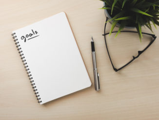 Managing your goals effectively